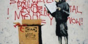Save Sutton's Banksy. Or Not.