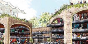 New Plans For Camden Market Fire Site