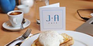 London Blend: J+A Cafe