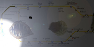 Touch Up London #97: Circle Line As Anglerfish
