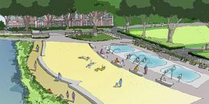 Fulham's Fine For Beachcombing