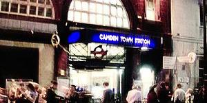 Camden High Street Goes Naked