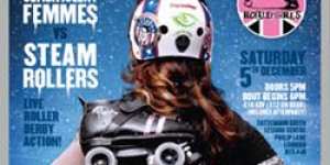 Preview: London Rollergirls Winter Wonderslam