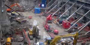 Skyscraper Update: The Pinnacle Still A Big Hole On Bishopsgate