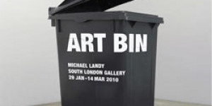 Art Bin @ South London Gallery