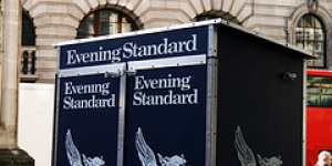 Evening Standard No Longer Free In Some Parts