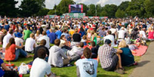 No World Cup Fan Fest For Regents Park
