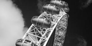 Happy 10th Birthday London Eye