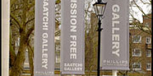 Saatchi Gallery Trumps Nationals On Attendance