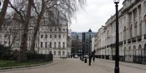 London Literary Locations: Saturday