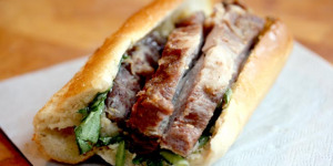 Sandwichist - Roast Lamb Baguette From O'Shea's Butchers, Knightsbridge