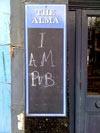 London Booze @ The Alma