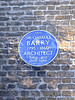 Gallery Threatened Over Replica Blue Plaque