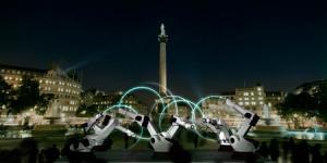 """""""Robotic Octopus"""" To Take Over Trafalgar Square"""