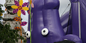 Veally, Veally Good: E4 Udderbelly @ Southbank Opens Today