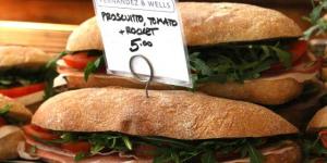 Sandwichist - Superior sandwiches at Fernandez and Wells, Soho