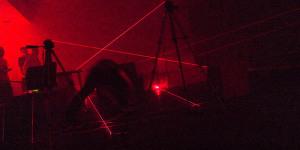 Negotiate LaserTrap @ Future Gallery