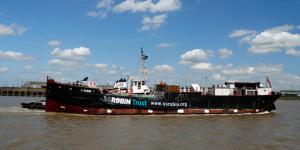 SS Robin Returning To London