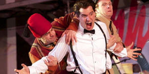 Theatre Review: The Comedy Of Errors @ Regent's Park Open Air Theatre