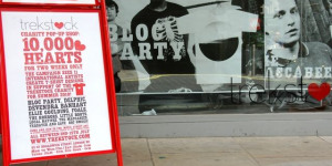 New Street Art Gallery And Shop Supports Cancer Research