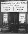 BBC Visits Abandoned Tube Station