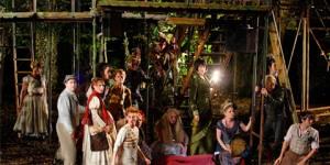 Theatre Review: Into The Woods @ Regent's Park Open Air Theatre