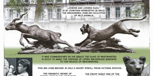 Lions of London #44