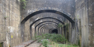 In Pictures: The Connaught Tunnel