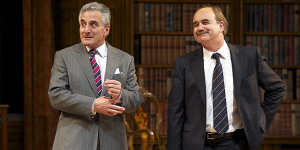 Theatre Review: Yes, Prime Minister @ Gielgud Theatre
