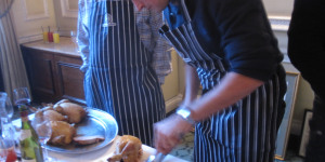 Review: Carving Masterclass @ Simpson's-In-The-Strand