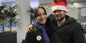 Christmas Volunteering Around London