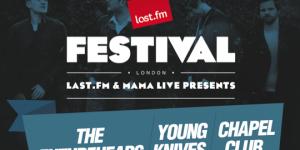 Last.FM Announce Music Festival