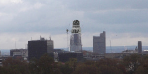 Touch Up London #103: The Shard Of Dalek