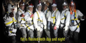 Christmas Carols From The London Sewers