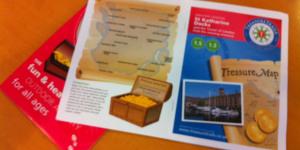 London Treasure Trails: Solve Clues, Learn Capital's History