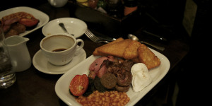 Review: City Boy Breakfast at the Fox & Anchor