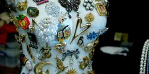 STYLEist @ Judy's Affordable Vintage Fair, York Hall