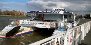Surcharge For Reinstated Late Night Thames Clipper Service