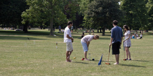 Play Croquet In Victoria Park With Croquet East