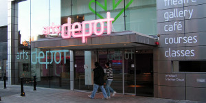 Artsdepot To Stay Open Despite Funding Cut