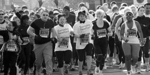 Run In The Olympic Park: Enter The Newham London Run 2011