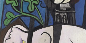Super-Expensive Picasso On Show At Tate Modern