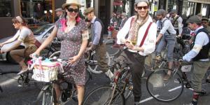 In Pictures: Tweed Run 2011
