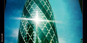 The Friday Photo: Gherkin Flare