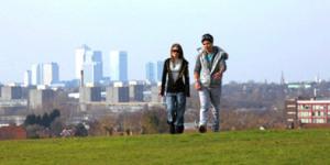 Walk London: The Green Chain Walk