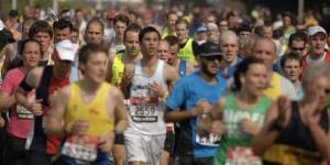 London Marathon 2011 In Pictures