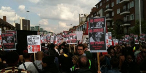 RIP Smiley Culture: March Demands Justice For DJ