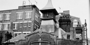 Condemned LSE Hospital Building Becomes Gallery
