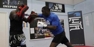 Idris Elba Backs Fight For Peace Academy @ Luta Launch