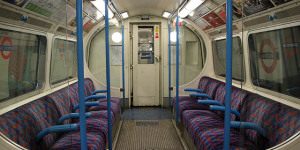 Last Day Of Service For Old Victoria Line Trains